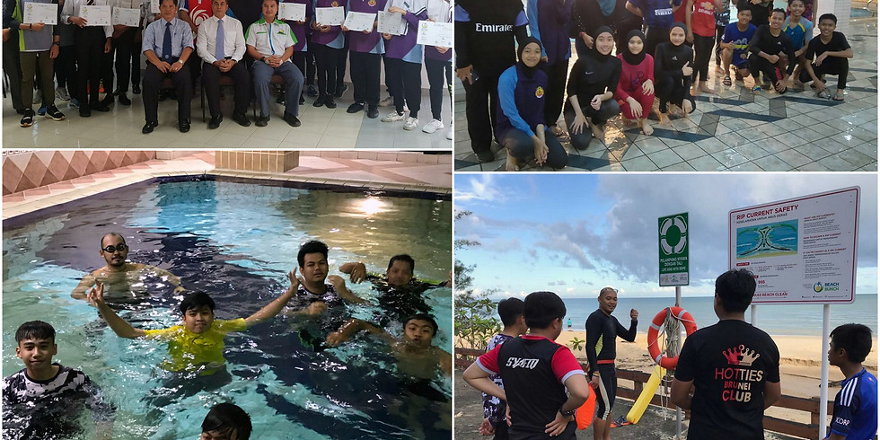 CPR Awareness and Survival Swimming