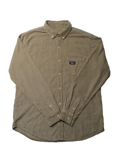 Corduroy Shirt Sand
