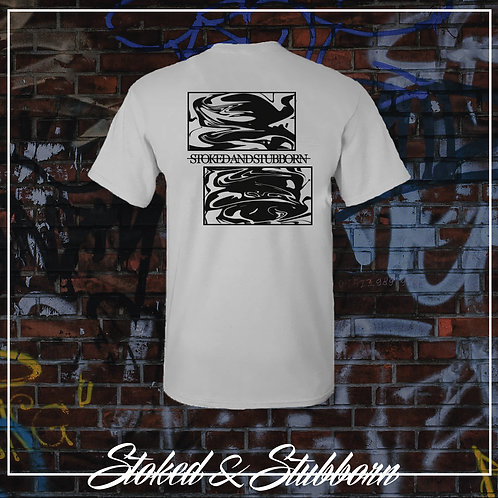 Blurred T-shirt