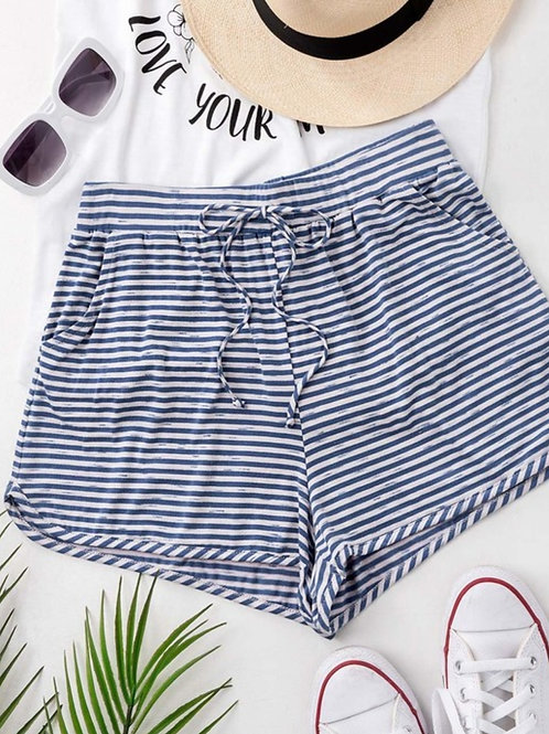 beach ringer shorts