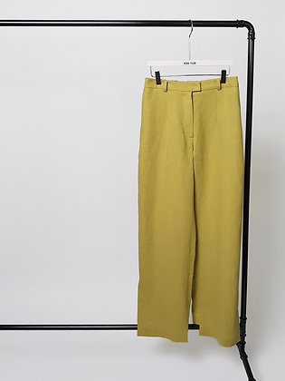 Linen Lotus Slacks