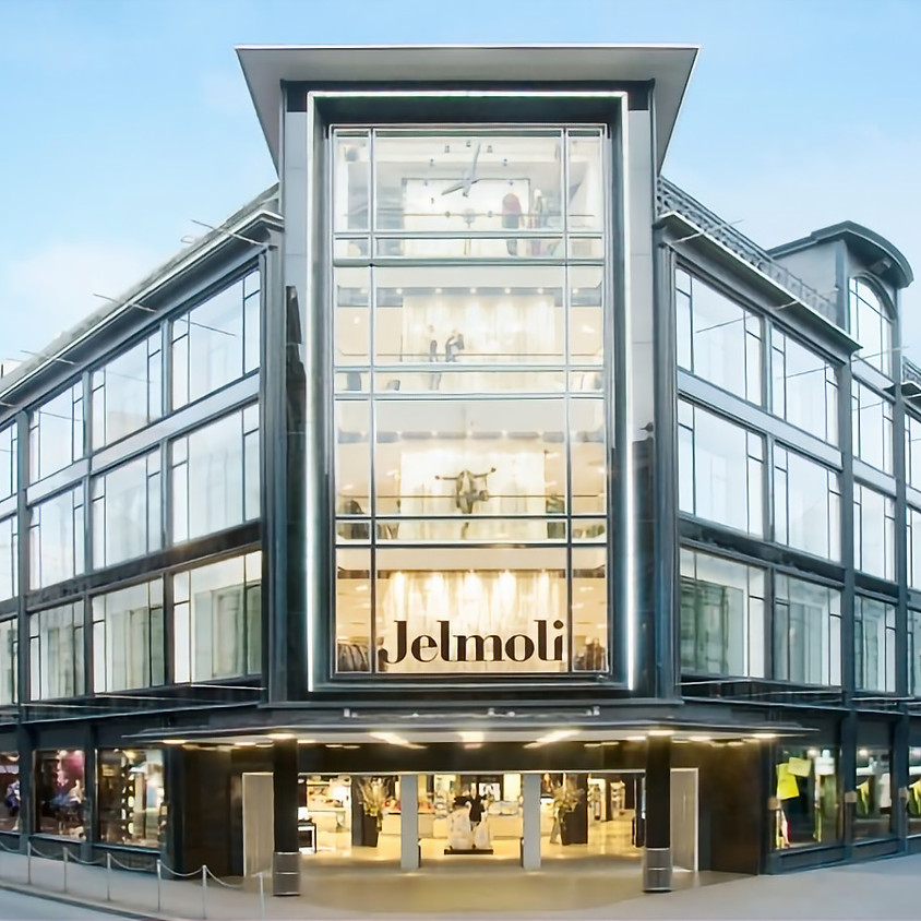 Sélection Mode Suisse x Jelmoli