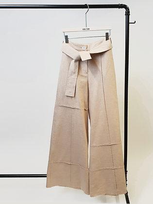 Lotus Pants Linen