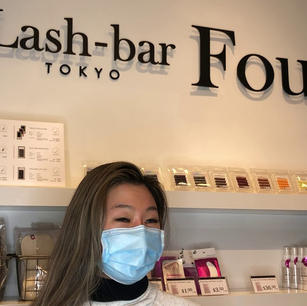 Getting Lash Extensions in a Pandemic!!!   New York  