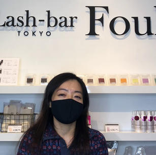 Organic & Non-toxic Japanese Lash Extensions in NYC!