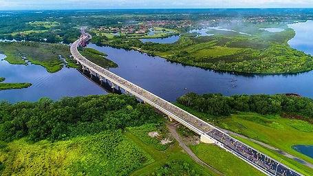 Fort Hamer Bridge Parrish FL