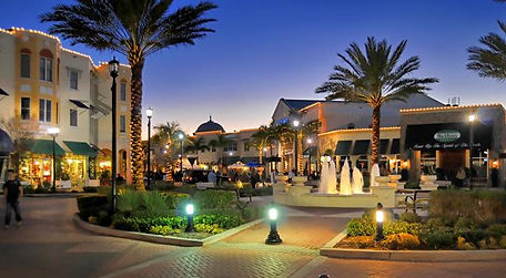 Lakewood Ranch FL downtown