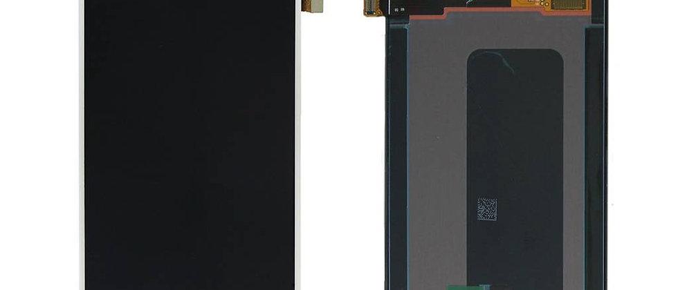 SM-G920F Galaxy S6 LCD / Touch Module / Frame White GH97-17260B