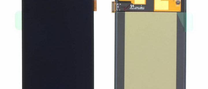 SM-J700F Galaxy J7 LCD / Touch Module / Frame Black GH97-17670C