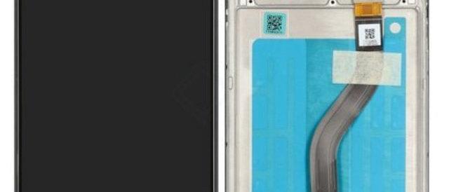 SM-A207F A20s LCD / Touch Module / Frame Black GH81-17774A