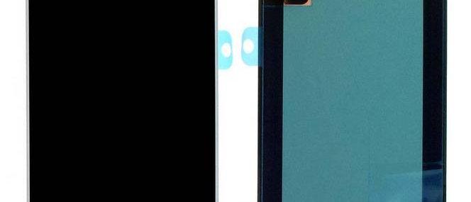 SM-J320F Galaxy J3 LCD / Touch Module / Frame White GH97-18414A