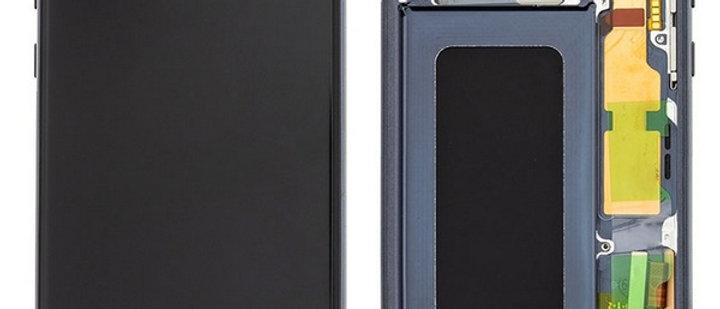 SM-G970F Galaxy S10e LCD / Touch Module / Frame Black GH82-18852A