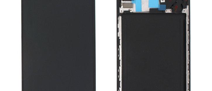 SM-A705F A70 LCD / Touch Module / Frame Black GH82-19747A