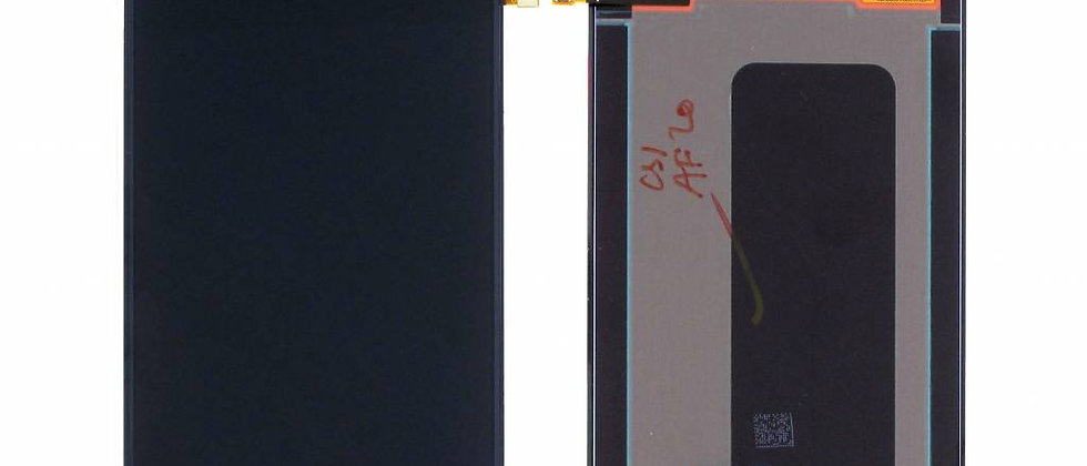 SM-G920F Galaxy S6 LCD / Touch Module / Frame Black GH97-17260A