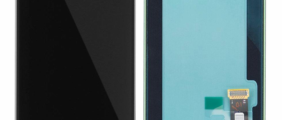 SM-A600F A6 LCD / Touch Module / Frame Black GH-97-21406A