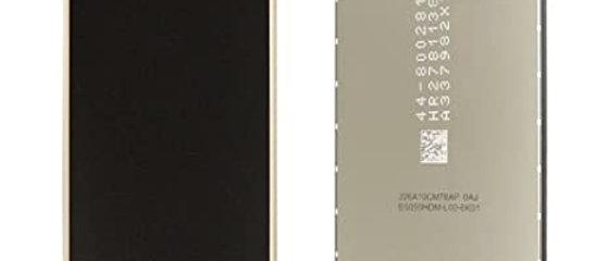 SM-J330F Galaxy J3 ( 2017 ) LCD / Touch Module / Frame Gold GH96-10990A