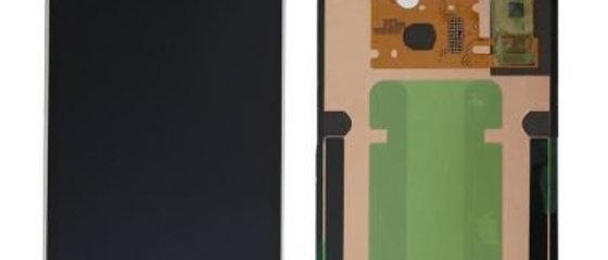 SM-J120F Galaxy J1 LCD / Touch Module / Frame White GH97-18224A