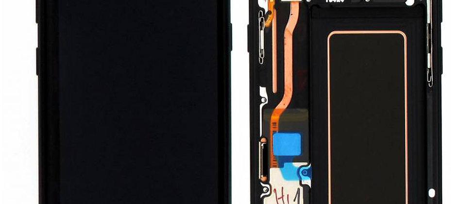 SM-G950F Galaxy S8 LCD / Touch Module / Frame Black GH97-20457A