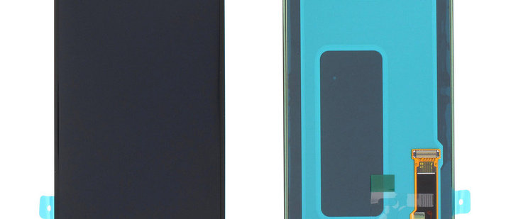 SM-A605F A6+ LCD / Touch Module / Frame Black GH97-21878A