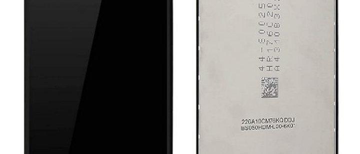 SM-J330F Galaxy J3 ( 2017 ) LCD / Touch Module / Frame Black GH96-10969A