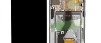 SM-N975 Galaxy Note 10 Plus LCD / Touch Module / Frame Silver GH82-20838C
