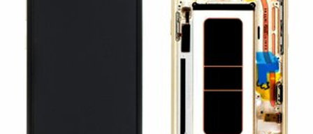 SM-N950 Galaxy Note 8 LCD / Touch Module / Frame Gold GH97-21065D
