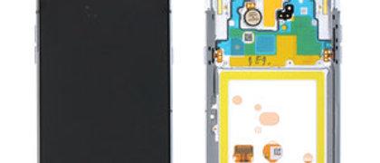 SM-A805F A80 LCD / Touch Module / Frame Silver GH82-20348B