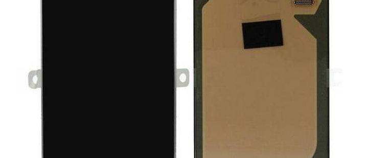 SM-J730 Galaxy J7  LCD / Touch Module / Frame Silver GH97-20736B