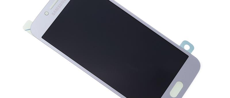SM-J250F Galaxy J2 ( 2018 ) LCD / Touch Module / Frame Silver GH97-21339B
