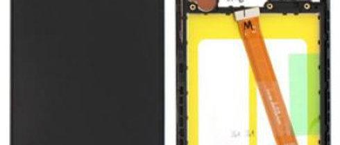 SM-A202F A20e LCD / Touch Module / Frame Black GH82-20186A