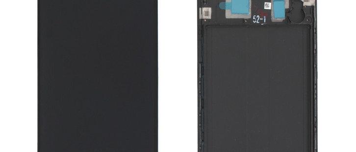 SM-A305F A30 LCD / Touch Module / Frame Black GH82-19202A
