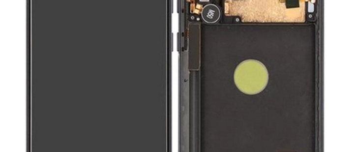 SM-N770 NOTE10 LITE LCD / Touch Module / Frame Silver GH82-22055B