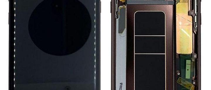 SM-N960 Galaxy Note 9 LCD / Touch Module / Frame Gold GH97-22269D
