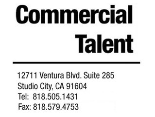 Commercial Talent Agency