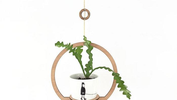 Eco planthanger Round