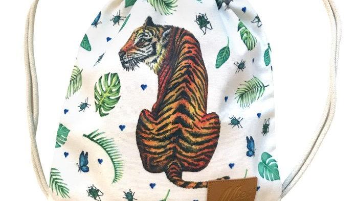 zwemzak tijger