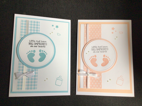 New Baby Cards!
