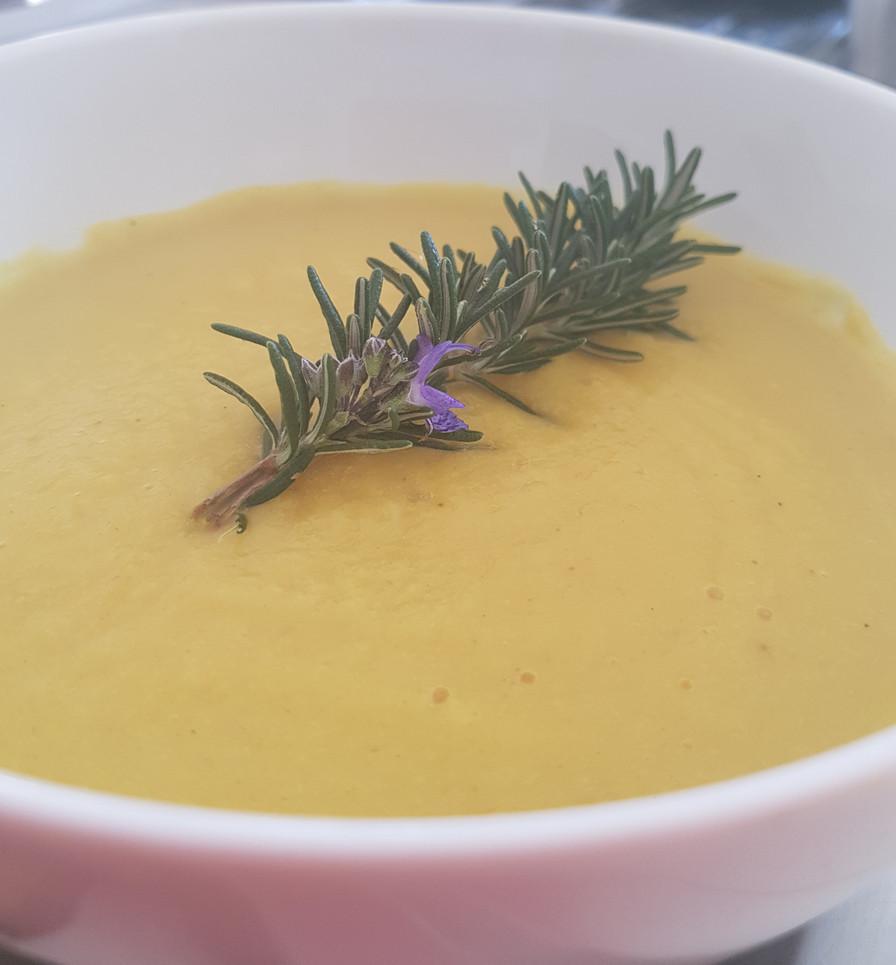 Mellow Yellow Anti-Inflammatory Soup