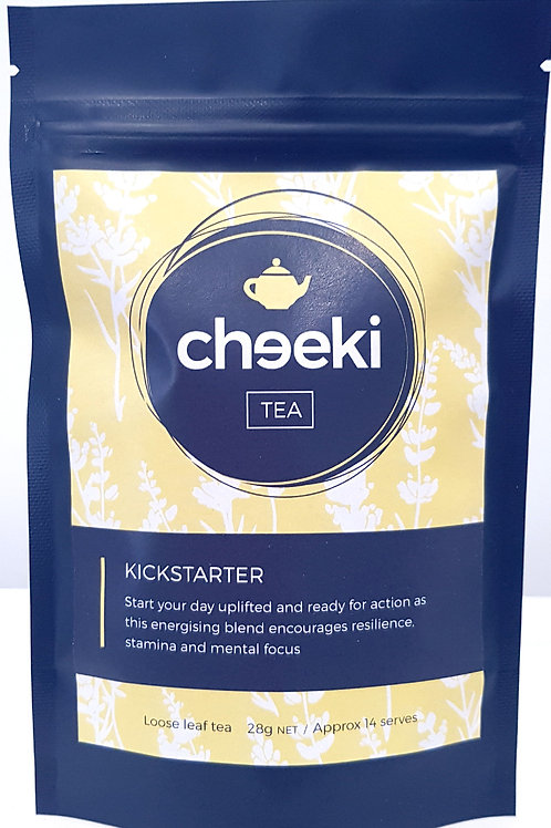 Cheeki Tea - Kickstarter