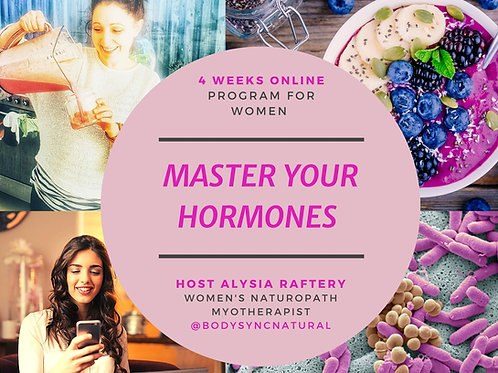 Master Your Hormones Program