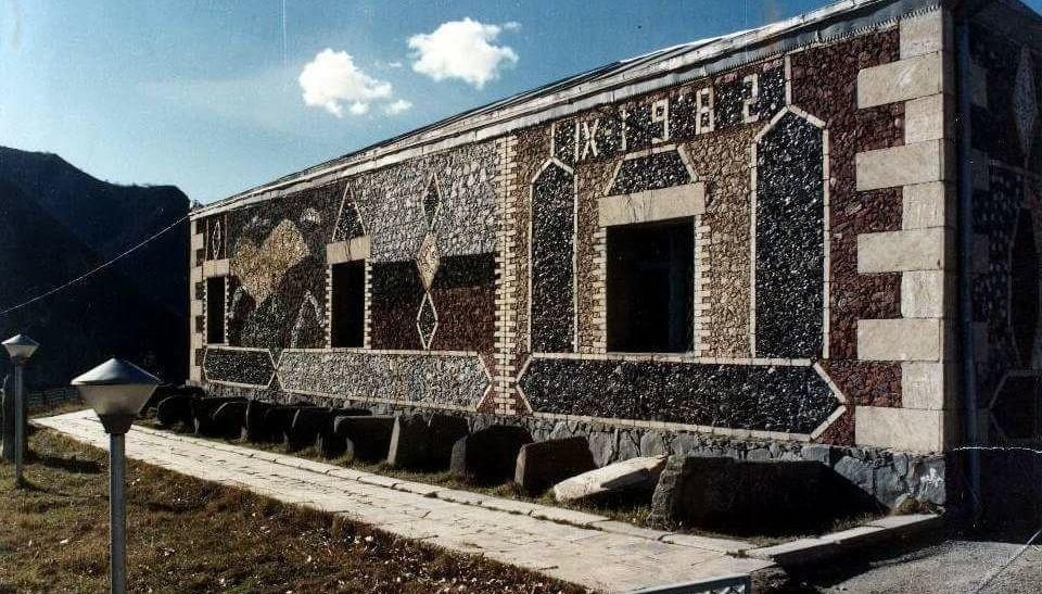 Kəlbəcər rayon tarix-diyarşünasliq muzeyi