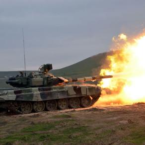Azərbaycan ordusu genişmiqyaslı təlimlərə BAŞLAYIR