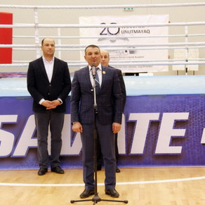 Savat və Şaolin döyüş növləri üzrə turnirə start verilib