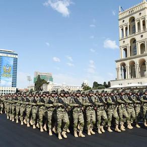 20 min nəfər şəxsi heyət, tanklar, raketlər döyüş vəziyyətinə GƏTİRİLİR
