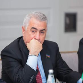 """Cavid Qənbər oğlu Qurbanov """"Şöhrət"""" ordeni ilə təltif edildi"""