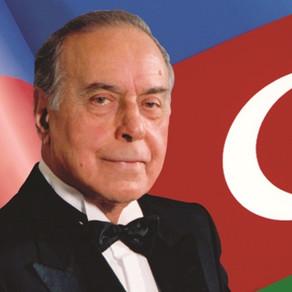 Heydər Əliyevin 95-ci ildönümüdür
