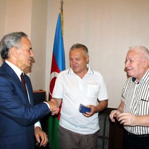 Tanınmış yazıçı-jurnalist Hidayət Elvüsalın 70 illik yubileyi qeyd olunub