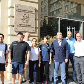"""Yaponiya komandası """"Judo Club 2012""""-ni seçib"""