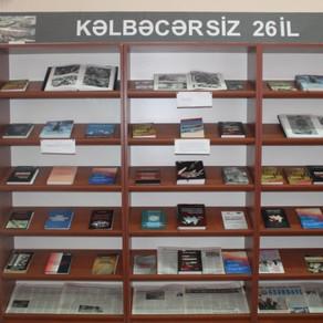 İşğala məruz Kəlbəcər ...