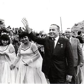 Heydər Əliyev Şuşada, 2 avqust 1982-ci il - FOTOLAR